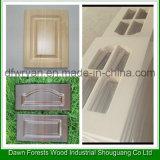 Porte contemporaine en miroir en PVC à membrane