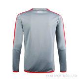フットボールクラブトラックスーツは卸し売りミラノのトレーニングのトラックスーツのフットボールのトラックスーツを安くセットする
