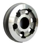 Acier inoxydable de usinage tourné/de rotation de commande numérique par ordinateur d'aluminium/aluminium de Matel de précision de pièces