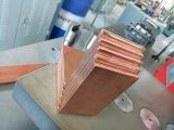 De multifunctionele CNC Busbar van het Koper Machine van de Verwerking