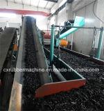 Neumático de goma de la miga que recicla el caucho de la máquina/del desecho que recicla la maquinaria/la cadena de producción de goma del polvo