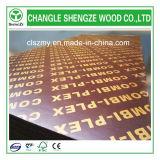 La venta caliente 1220*2440*18m m con la película de las palabras hizo frente a la madera contrachapada