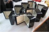 Caixa de perfume de madeira sólida de alto brilho