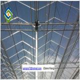 Estufa de vidro hidropónica do preço de fábrica do sistema para Aquaponics
