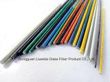 Pultrusionados de fibra de vidrio reforzado con poliéster FRP GRP Rebar
