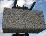 Reticolato esagonale del cestino di Gabion della casella di Gabion