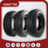 11R22.5 Kebek Heavy Duty radial del neumático TBR