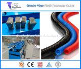 Flexibles gewölbtes Plastikrohr, das Maschinen-/Strangpresßling-Zeile bildet