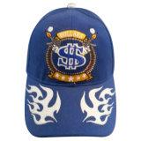 ロゴBb195の6つのパネルの野球帽