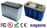 batteria LiFePO4 di 6volt 6ah 18650 per indicatore luminoso solare