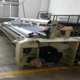 二重ノズルの明白な取除くことのShuttlelessウォータージェットの織機機械