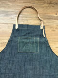 Помытая таможней рисберма Barista кожи джинсовой ткани для оптовой продажи в Китае