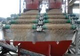 Серии Ycbg-724 сушат магнитный сепаратор для двигать/исправили песок