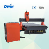 Certificazione di iso della FDA del Ce della macchina per incidere di falegnameria del router di CNC