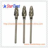 Carburo dentale Burs di CNC dell'HP dei prodotti medici