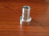 Capezzolo del tubo flessibile della parte dell'accessorio per tubi dell'acciaio inossidabile