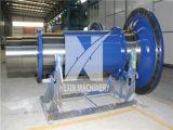Asta cilindrica forgiata per energia eolico