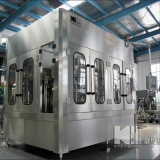 Máquina mineral/pura en botella de la producción del agua