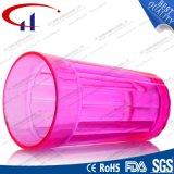 heißer Verkauf gekennzeichnetes rotes Glascup des wasser-210ml (CHM8183)