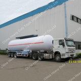 Drei Fuwa/BPW Wellen 50, 000L LPG Gas-Becken-Sattelschlepper