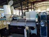 Riga a fibra rinforzata macchina dell'espulsione del tubo del PVC di produzione del tubo flessibile di giardino