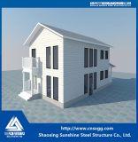 Schnell Leichtprofil-Stahlkonstruktion-Haus zusammenbauen