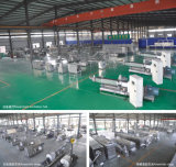Cer-halbautomatischer neuer Kartoffelchip-Standardproduktionszweig