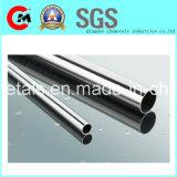 Tubo de acero inoxidable soldado Certifited 304L/304/316L/316 de SGS/ISO