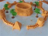 Colori casuali della sabbia magica dell'interno del gioco
