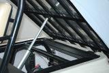 Material PP 2 Seater Elektrische Golf Cargo Car