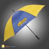 Mannal abrir tres paraguas plegable
