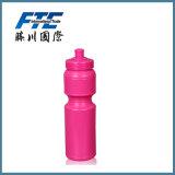 Пластичная бутылка воды PE с BPA освобождает
