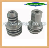 Messing CNC van het Aluminium van het Roestvrij staal van de precisie het Goedkope