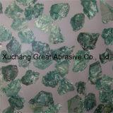Зеленый карборунд используемый для абразивных дисков
