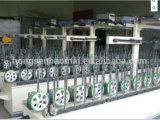 Windowsのための木工業のスクラップコーティングのプロフィールの包む機械