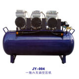 최신 판매 기름 자유로운 치과 공기 압축기
