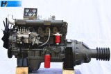 Motor Diesel do cilindro do Water-Cooling 6 de R6105azlp