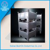 Conteneur de réservoir du réservoir IBC de mémoire de grande capacité d'acier inoxydable