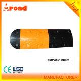 作中国500*350*50mmのゴム減速バンプの金の製造者