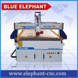Router ad alta velocità di CNC Ele-1325 per legno che funziona con il Ce
