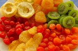 Новый урожай и самым лучшим высушенная качеством клубника