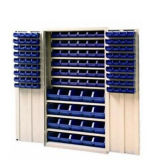 La soluzione di memoria, silos di immagazzinamento di plastica, parte i silos di immagazzinamento (SF5115)