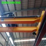 Pont roulant de double poutre de 15 tonnes/grue de passerelle