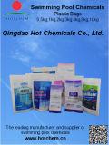 一流のプールの化学薬品