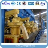 세륨과 ISO Approved Complete Biomass Wood Pellet Production Line