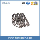 Forjamento da indústria para a corrente e a roda dentada da transmissão do rolo