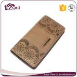 Повелительница Бумажник Портмоне способа цветов Fani 4 тавра шикарная, бумажник PU