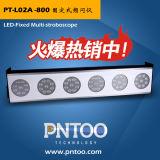 Estroboscopio fijo multi del tacómetro de la inducción del LED