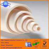Alumina material cerámico 85% 95% y 99% tubos cerámicos