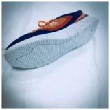 Tissu à mailles avec impression de mode Chaussure supérieure en PVC